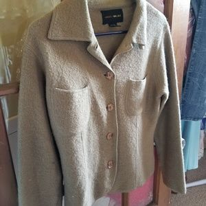 Harris/Wallace Wool Jacket Small